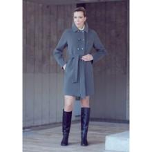 Женское пальто Осень 2015 D-222-15 АВО 15059
