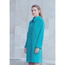 Женское пальто Бирюза D-223-15 АВО 15060