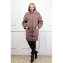 Пальто больших размеров купить недорого