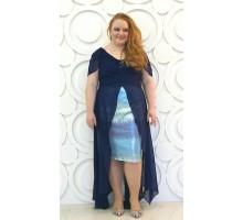Платье Силуэт МОДА100029