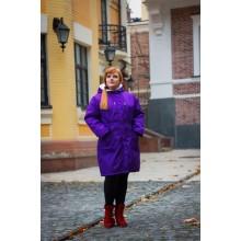 Женская куртка фиолетовая МОДА000018.3