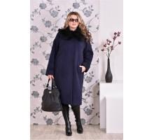 Пальто синее (разные версии) ККК994-0151-3