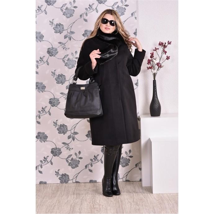 Черное пальто (разные версии) ККК9913-0169