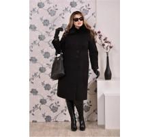 Черное пальто (разные версии) ККК9916-0199