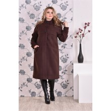 Коричневое пальто (разные версии) ККК998-0168