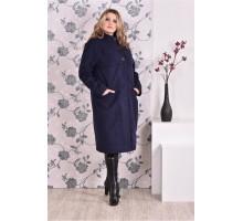 Синее пальто (разные версии) ККК999-0168