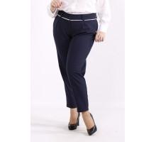 Синие практичные штаны ККК6662-b064-2