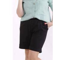 Черные шорты КККC001-b075-5