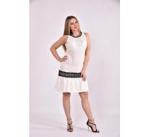 Платье молоко 42-74 размер ККК322-0490-1