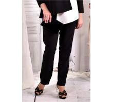 Черные деловые брюки ККК243-030-1