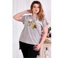 Стрейчевая футболка ККК2996-0561-3