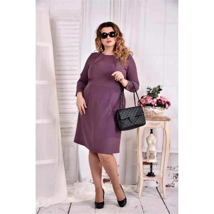 Платье делового стиля ККК275-0573-1