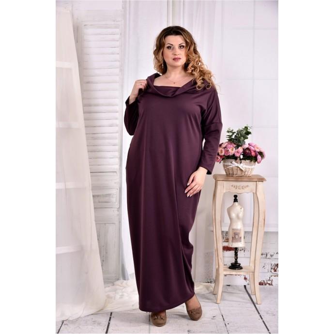 Платье свободного кроя ККК280-0570-2