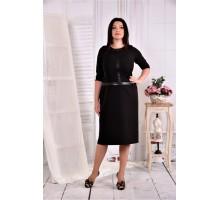 Строгое платье ККК287-0568-1