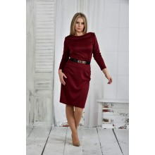 Марсал платье 42-74 размер ККК616-0399-1