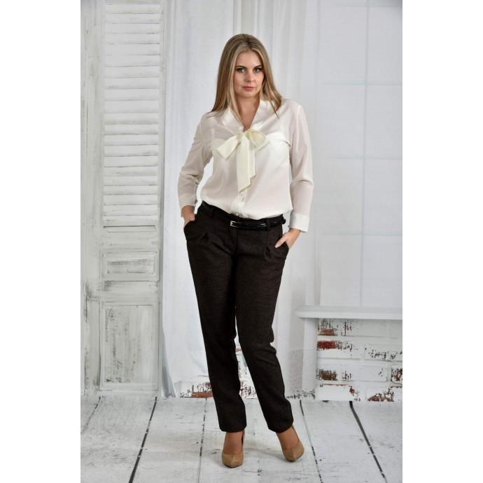 Молочная блузка 42-74 размер ККК644-0409-3