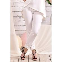 Светлые брюки 42-74 размер ККК43-010-4