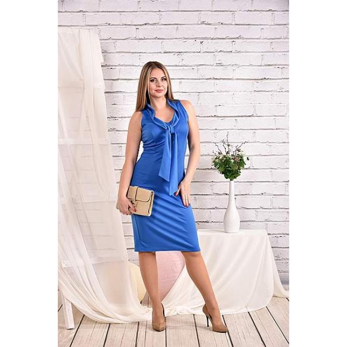 Платье электрик 42-74 размер ККК441-0461-2