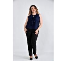 Блузка синяя ККК1048-0502-1
