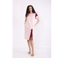 Пудровое платье КККX0015-01493-1