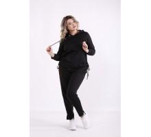 Черный спортивный костюм КККX0025-01489-3