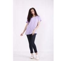 Сиреневая блузка КККX0048-01482-1
