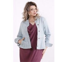 Светлая джинсовая куртка КККX0056-j01478-1