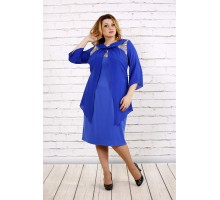 Платье электрик ККК1667-0709-3