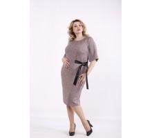 Розовое платье ККК99913-01423-3