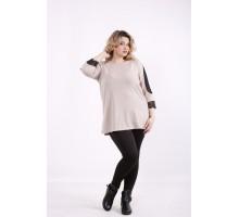 Светлая блузка ККК99926-01419-2