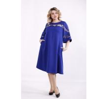 Платье электрик ККК99947-01412-2