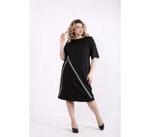 Черное платье ККК99959-01408-2