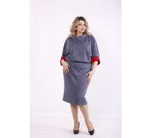 Платье джинс ККК99965-01406-2