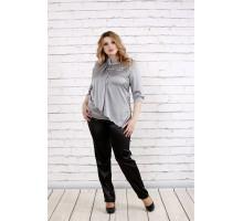 Стальная модная блузка ККК1929-0764-3