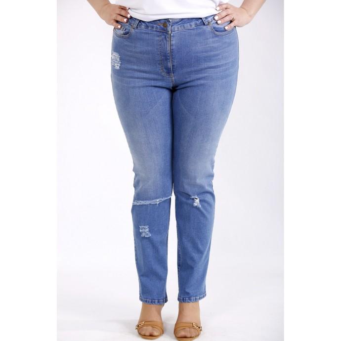 Синие джинсы ККК3336-j-049