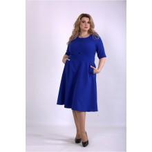 Платье электрик ККК33352-01148-2