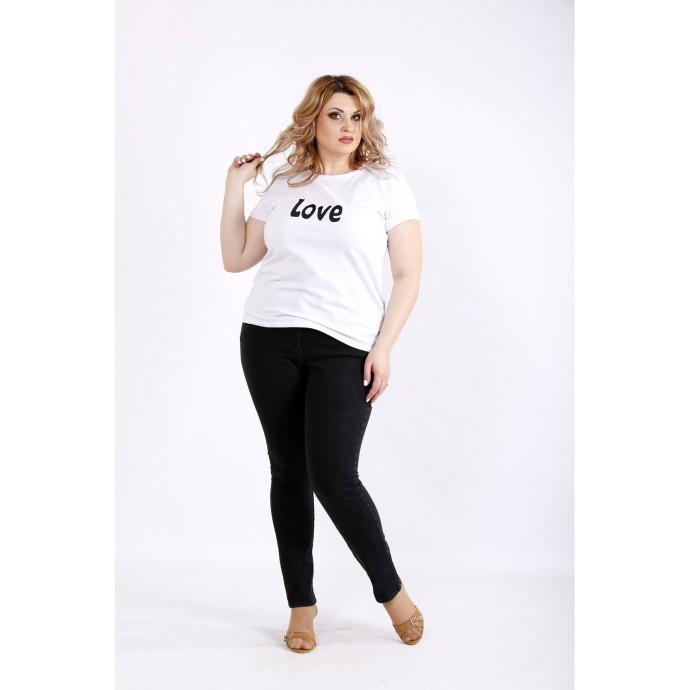 Черные стильные джинсы ККК3334-j-051