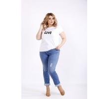Синие модные джинсы ККК3337-j-048