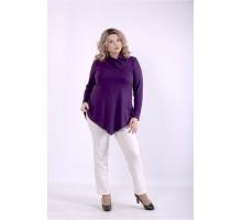 Фиолетовая блузка ККК88815-01403-1