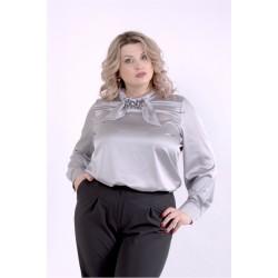 Стальная блузка ККК88816-01402-3