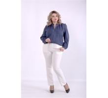 Синяя блузка ККК88824-01400-1