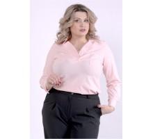 Розовая блузка ККК88826-01399-2