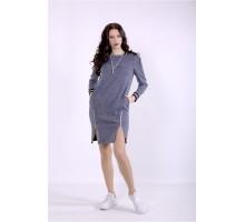 Платье джинс ККК88845-01393-1