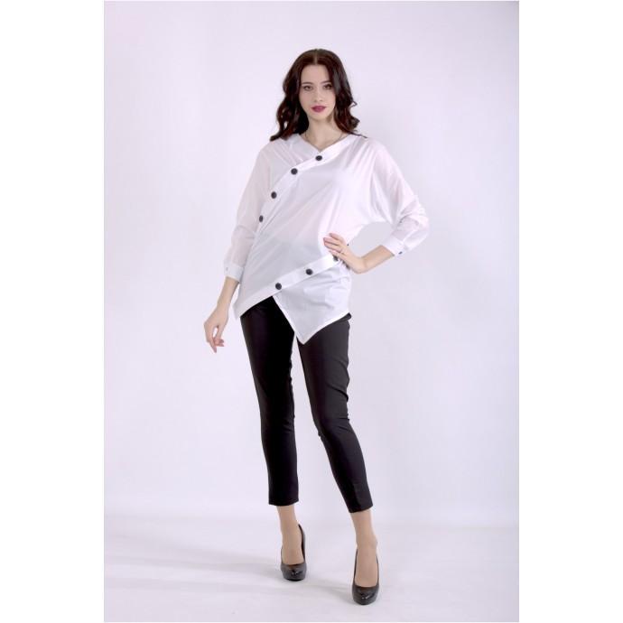 Белая блузка ККК8889-01405-1