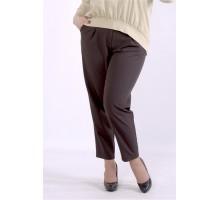 Коричневые брюки ККК8884-b069-3