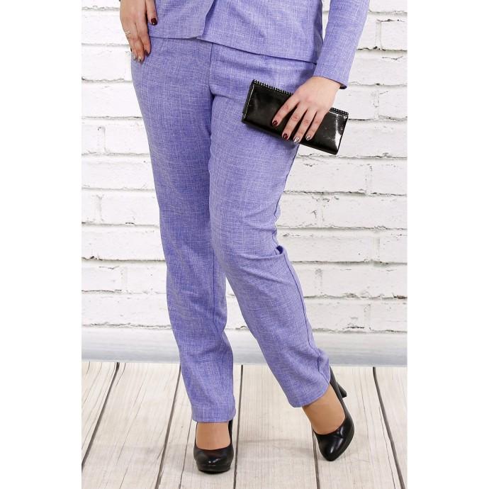 Сиреневые брюки ККК1713-0704-3-2