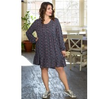 Платье до колена ТОП006-PL4-341-71