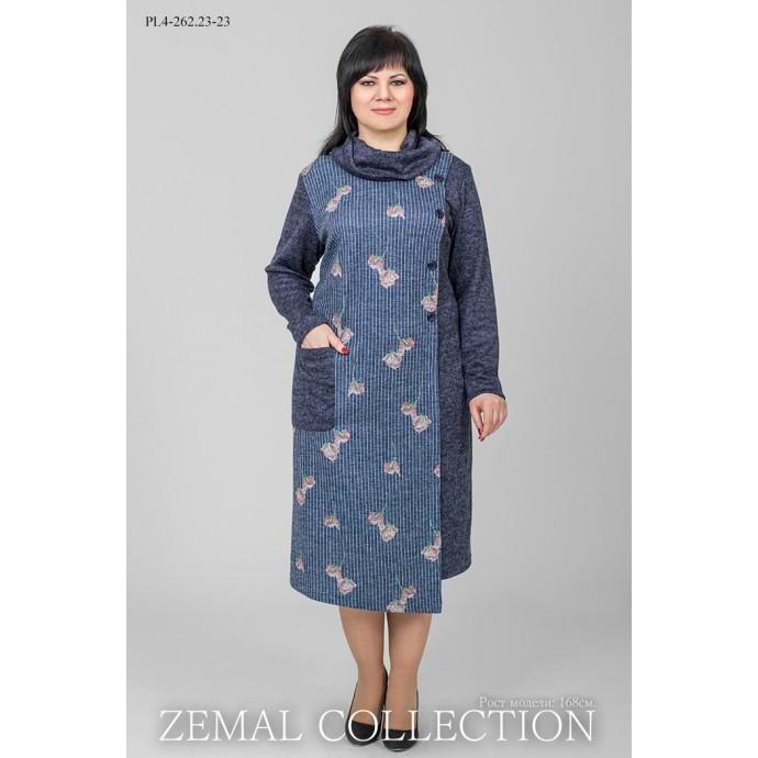 Платье с хомутом топs1-PL4-262-23