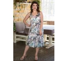 Женское платье на бретелях ТОП004-PL4-340.72