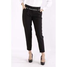 Черные деловые брюки ККК6663-b064-1